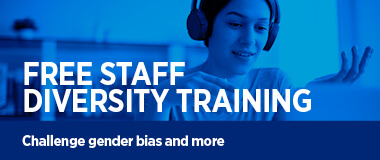 Free staff diversity training