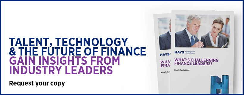 What's challenging finance leaders