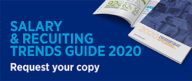 Hays Salary & Recruiting trends guide 2020