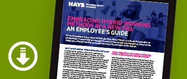 Are you ready to embrace hybrid working practices?